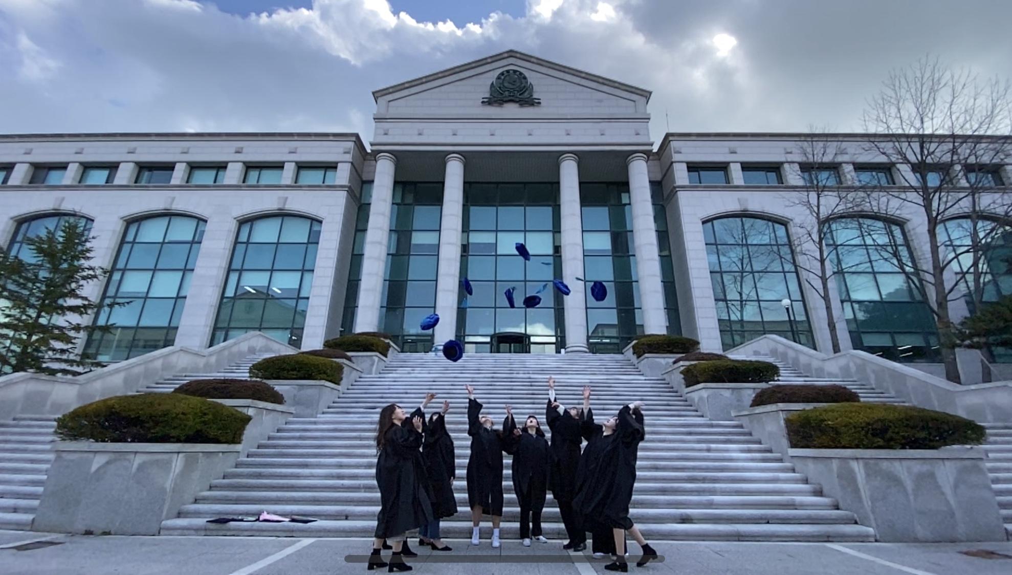 2021년도 1학기 강소기업취업전략콘테스트 시상식 전자연 학생 수상